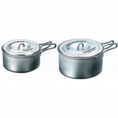 Набор посуды Ultra-Light Pot Set M ECA 260 / Evernew
