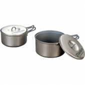 Набор посуды Non-Stick Pot M Set ECA 412 / Evernew